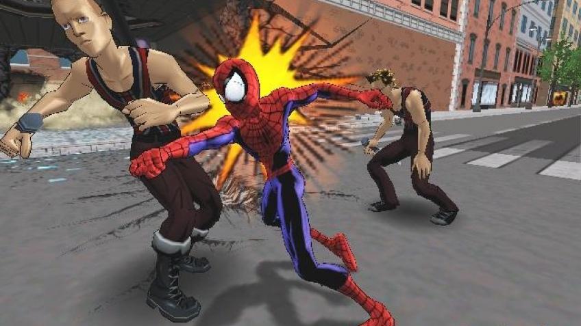 Предельно героический паук