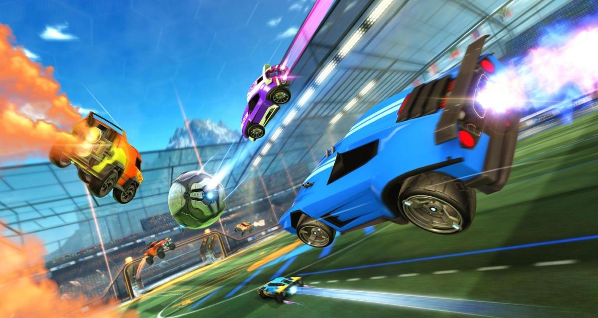 Epic Games купила создателей Rocket League — студию Psyonix