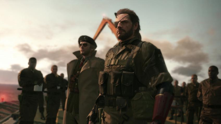 PS3-игроки достигли ядерного разоружения в Metal Gear Solid V: The Phantom Pain
