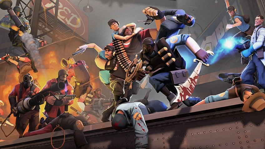 Секс team fortress 2