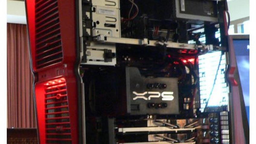 Обновленный XPS 700