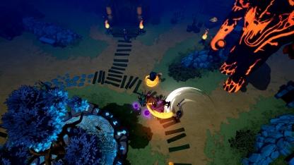 До конца выходных можно отсрочить Рагнарёк в бета-версии Tribes of Midgard