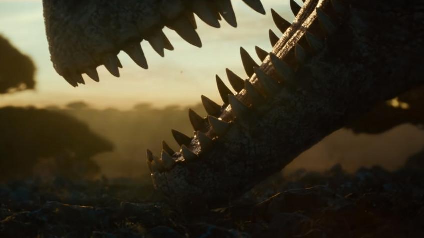 Динозавры возвращаются на новых кадрах «Мира Юрского периода»