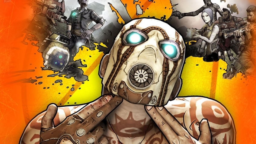 Художник Borderlands3 смог «вписать» третью руку на постер, но от арта отказались