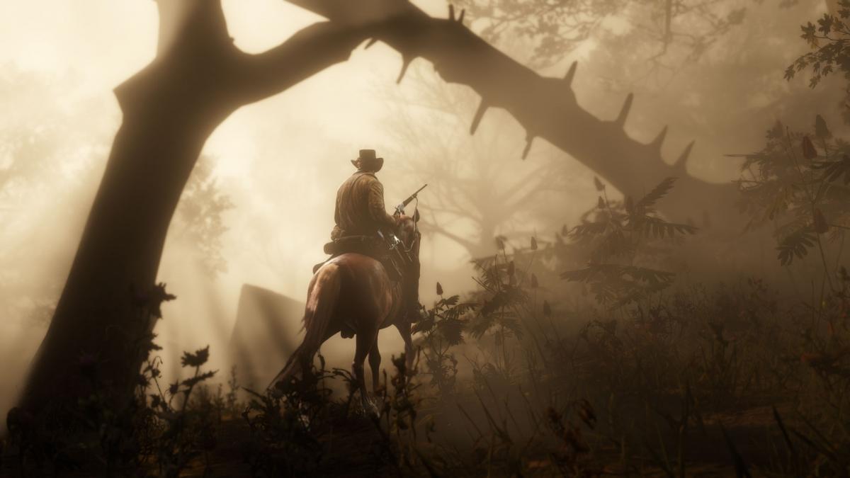 В Red Dead Redemption2 появилась ещё одна королевская битва