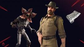 В магазине Fortnite появилась экипировка из «Очень странных дел»