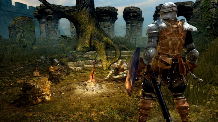 Только хардкор, только Steam — петиция к авторам Dark Souls