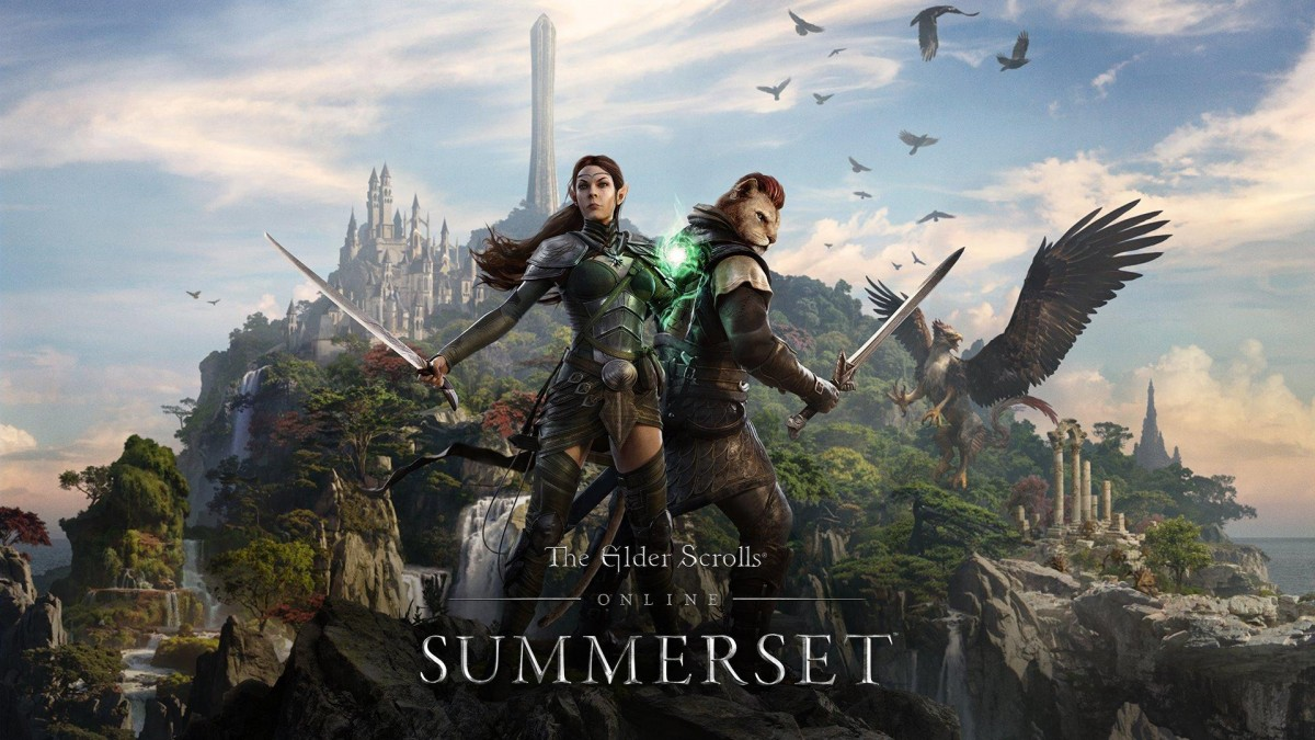 Герои The Elder Scrolls Online отыщут острова Summerset