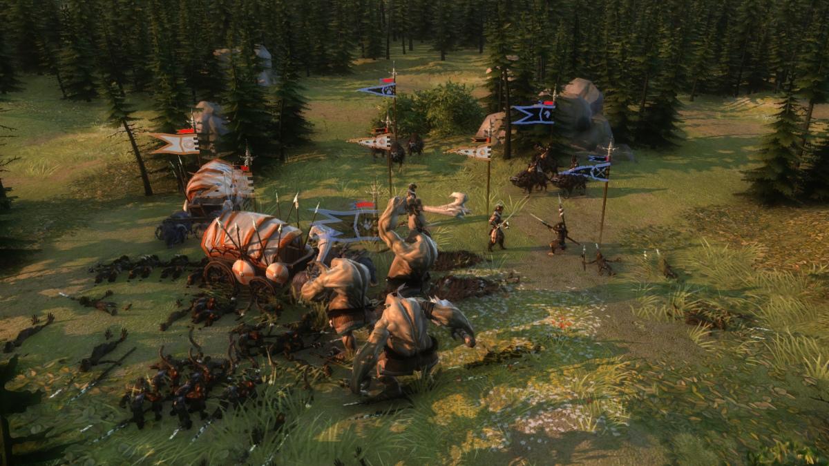 Релиз Age of Wonders3 перенесли на следующий год