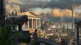 Слухи об Assassin's Creed: Odyssey — социальный стелс, корабли и Цербер