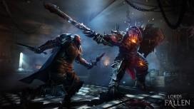 Square Enix назвала дату выхода Lords of the Fallen