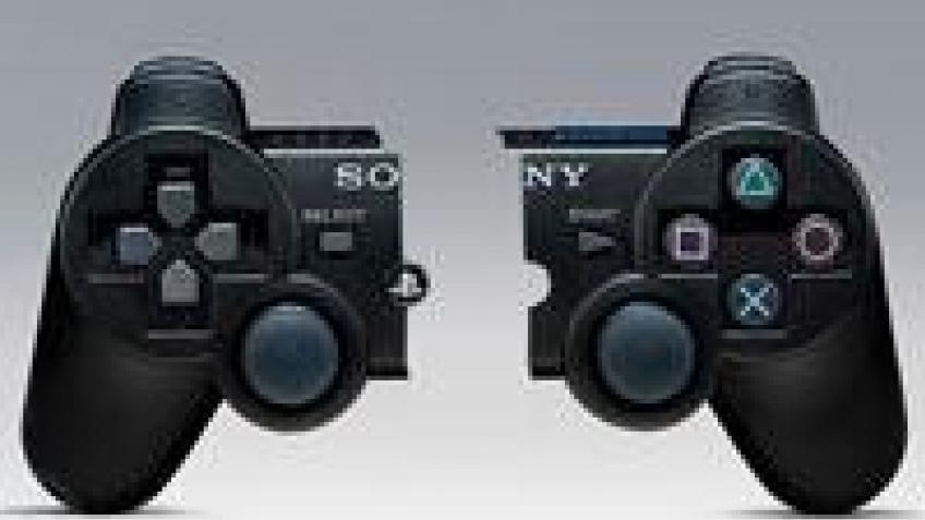 DualShock 3 на две части