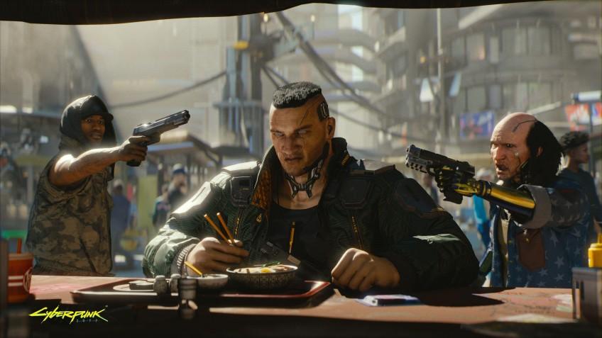 CD Projekt RED опровергла сведения о разработке трёх игр по Cyberpunk 2077