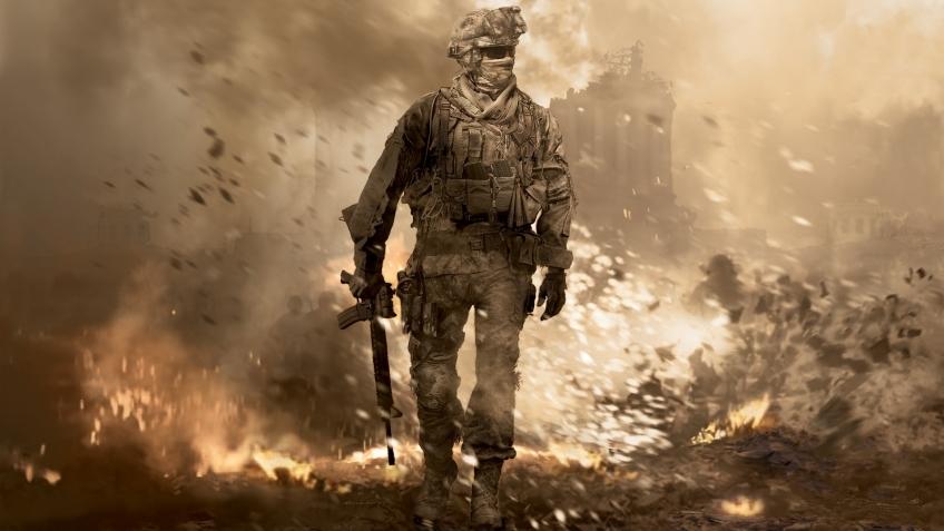 Новую Call of Duty анонсируют до конца июня
