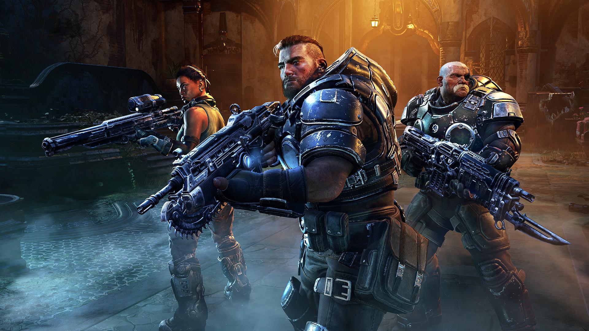 Gears Tactics для Xbox One и Xbox Series ушла на золото
