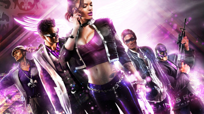 Saints Row: The Third Remastered вышла на Xbox Series и PlayStation5