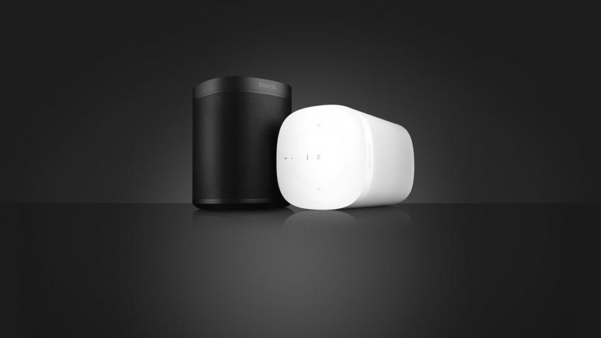Google Assistant появится в умных колонках Sonos в следующем году