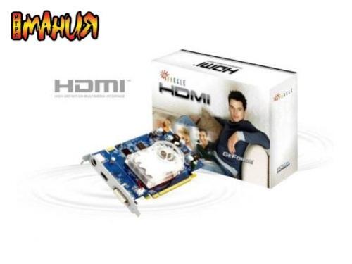HDMI на видеокартах NVIDIA