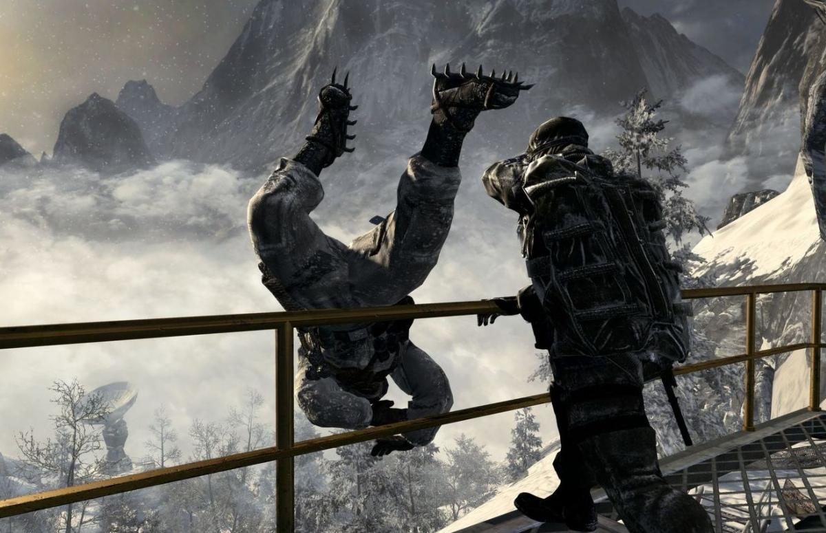 Call of Duty положит GTA на лопатки