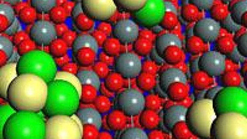 Новый катализатор расщепит этанол