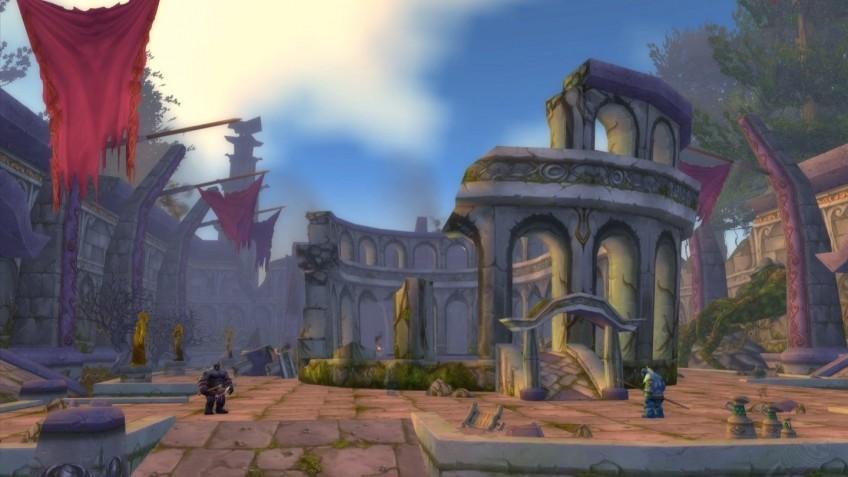 Герои World of Warcraft Classic могут отправиться в Забытый город
