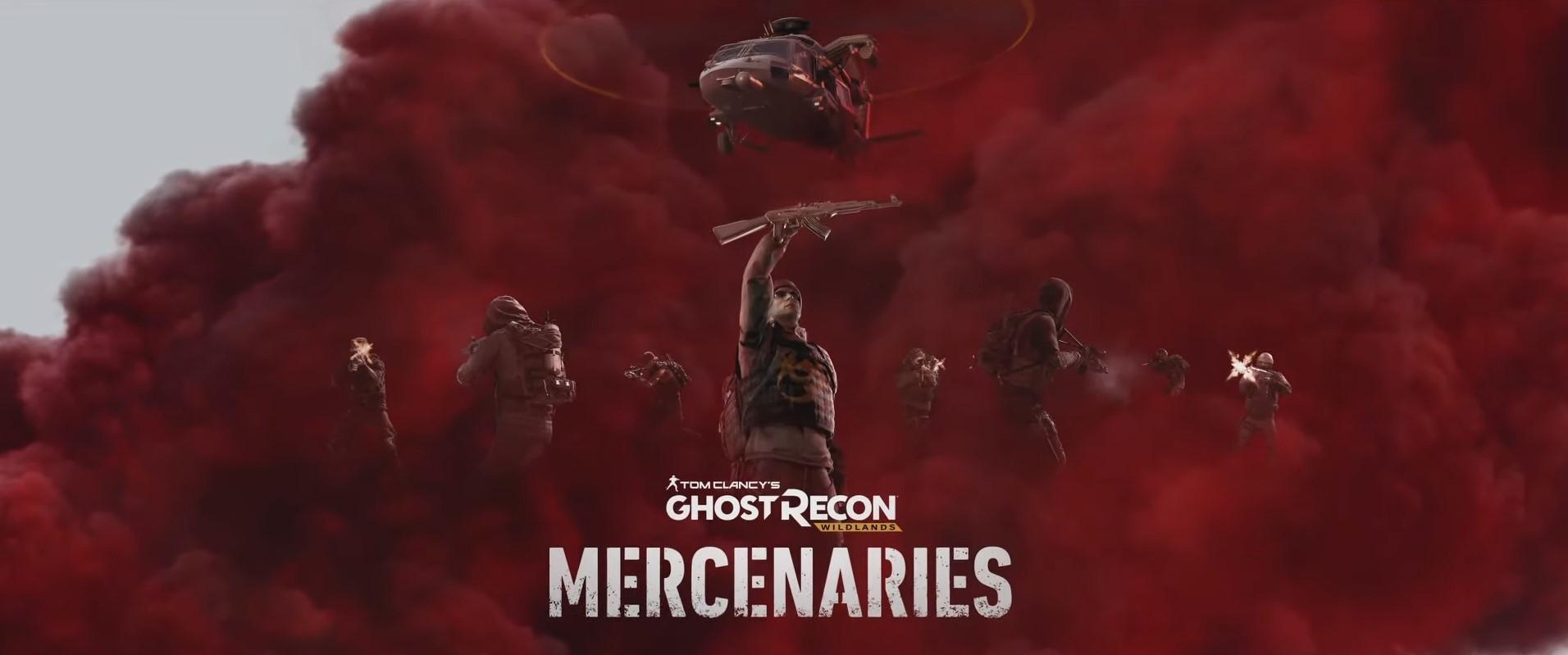 Завтра для Ghost Recon Wildlands выйдет финальное крупное обновление