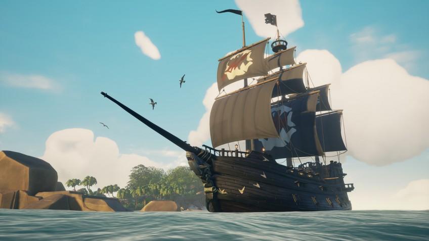 16 октября Sea of Thieves ждёт крупное бесплатное обновление