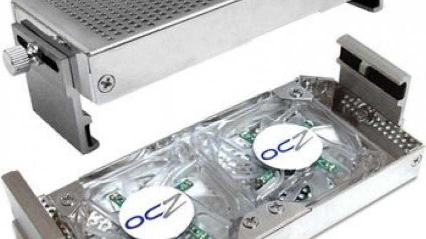 Активное охлаждения памяти от OCZ