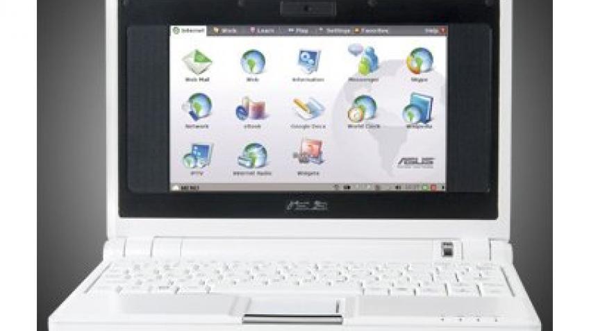 ASUS Eee PC 701 срывает овации