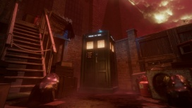 В первом геймплейном ролике Doctor Who: The Edge of Time вызывают Тардис