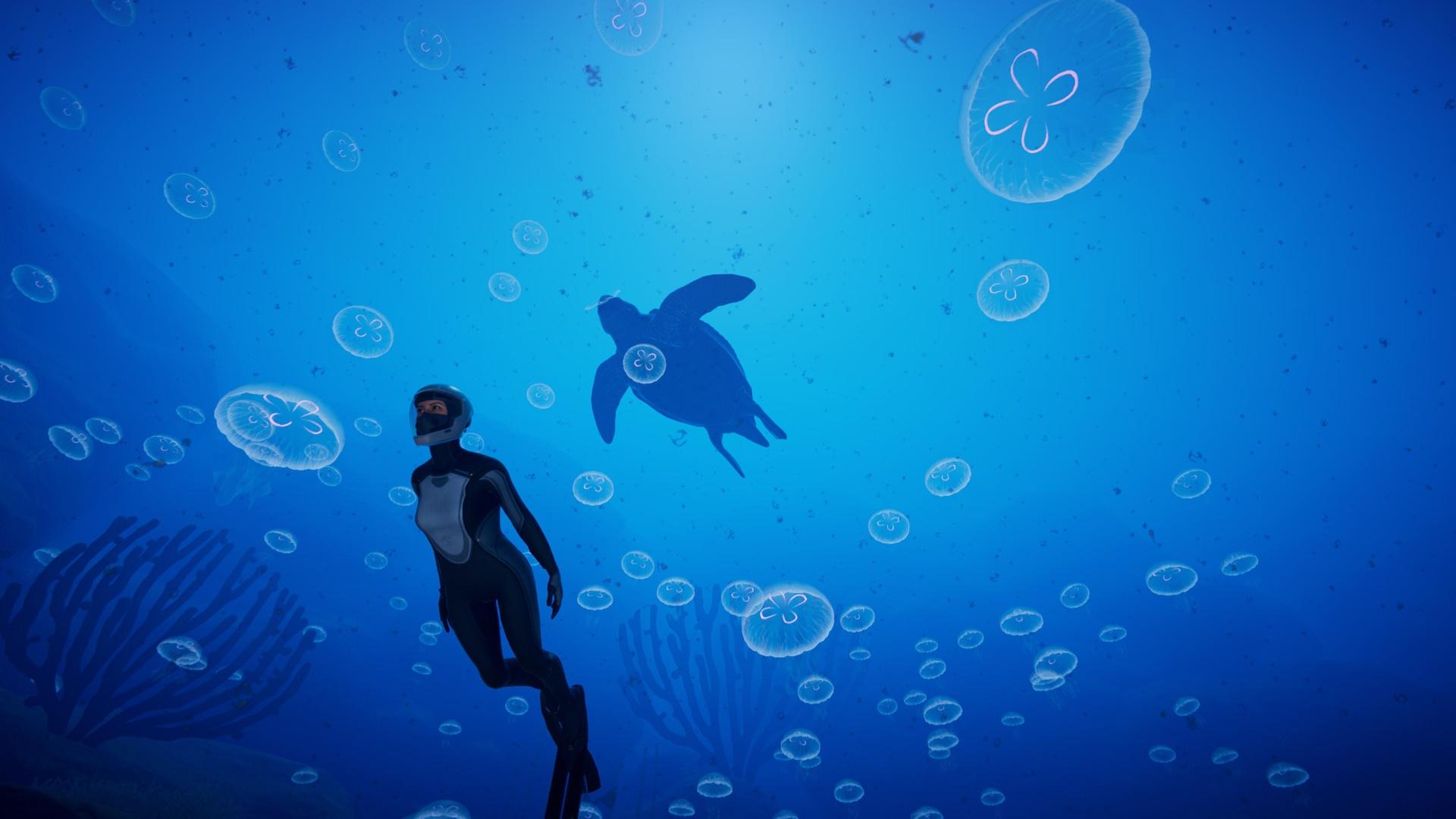 Подводное приключение Beyond Blue выйдет во Всемирную неделю океанов