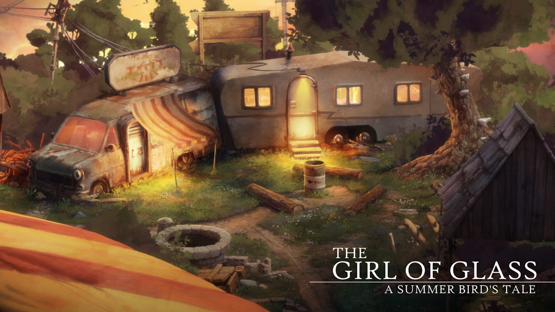 Вышла демоверсия ролевого приключения The Girl of Glass: A Summer Bird's Tale