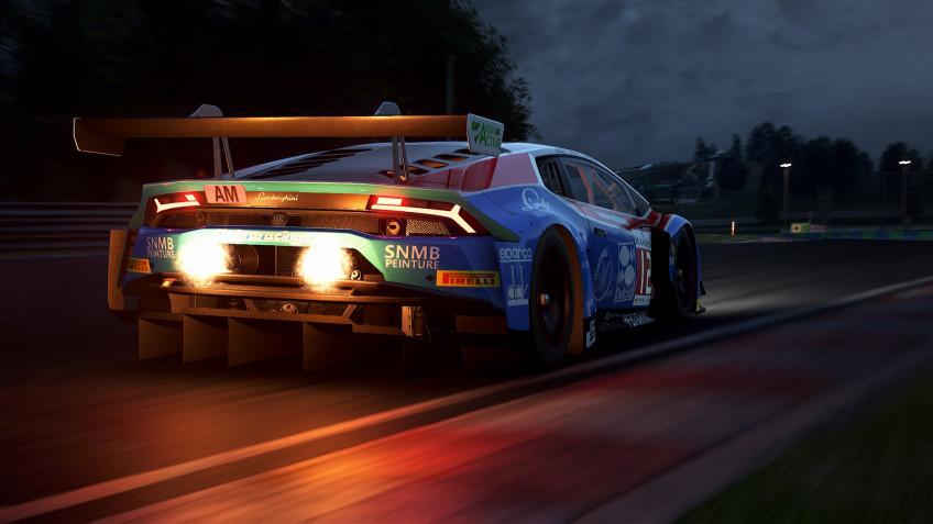 DF: Assetto Corsa Competizione на консолях — худший способ познакомиться с симулятором