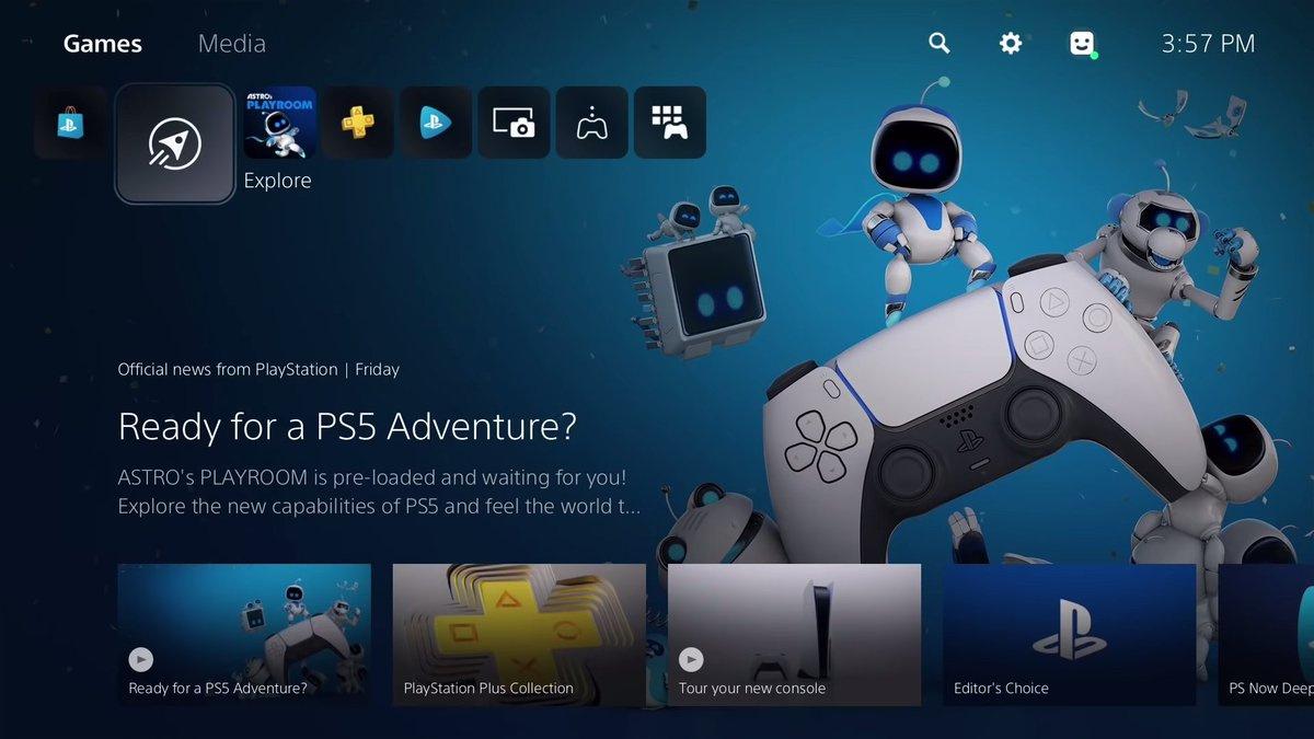 В PlayStation5 появились «Активности», чтобы люди не бросали прохождение игр