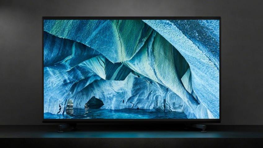 Sony привезла на CES 2019 телевизоры с разрешением 8K