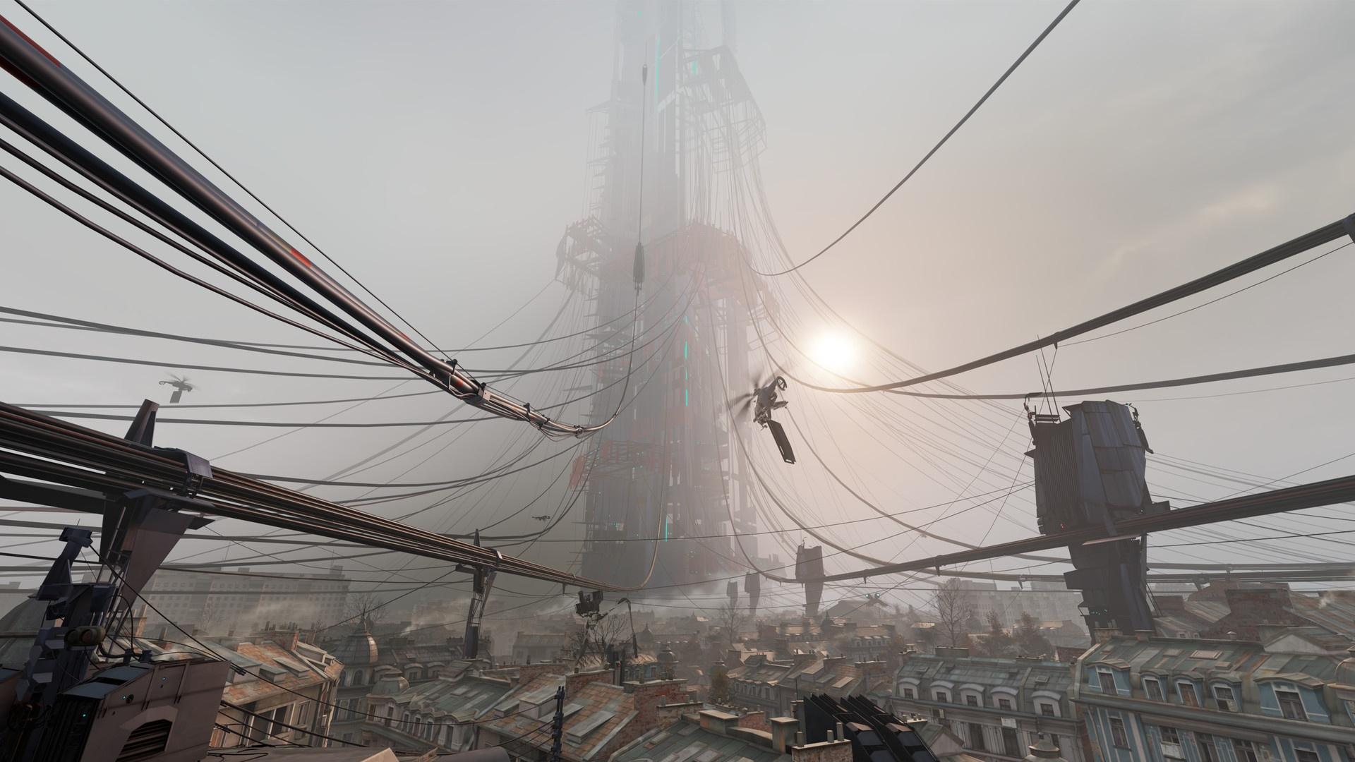Valve показала3 (!) геймплейных ролика Half-Life: Alyx