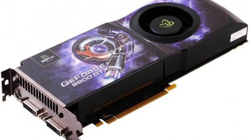 GeForce 9800 GTX – официально