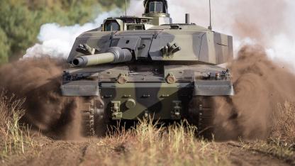 На форуме War Thunder опубликовали секретный документ о танке Challenger2