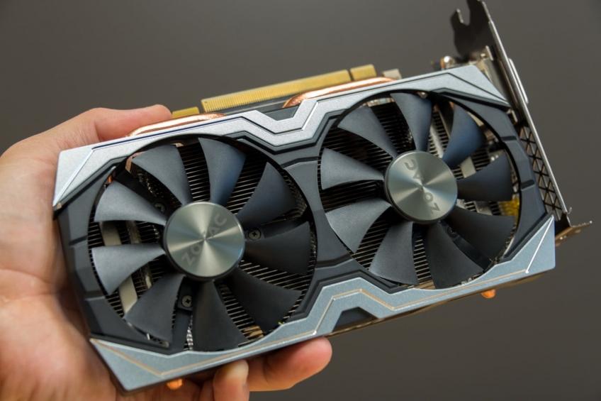 В зарубежных интернет-магазинах «засветились» карты ZOTAC GeForce GTX 1660 Ti
