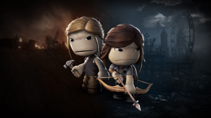 В Sackboy: A Big Adventure заглянут Элли и Эбби из The Last of Us: Part II