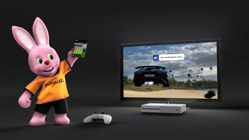 В геймпадах Xbox используют батарейки из-за 15-летнего партнёрства с Duracell