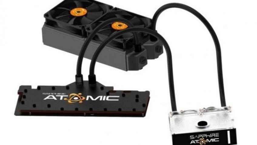 Sapphire готовит Radeon HD 7990 Atomic