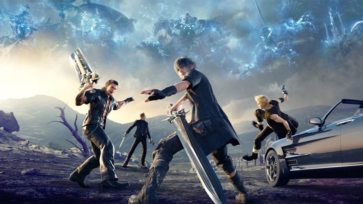 Final Fantasy15 выйдет на PC в начале следующего года