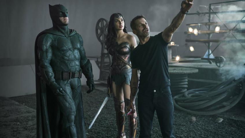 Зак Снайдер планирует дополнительные съёмки «Лиги справедливости»