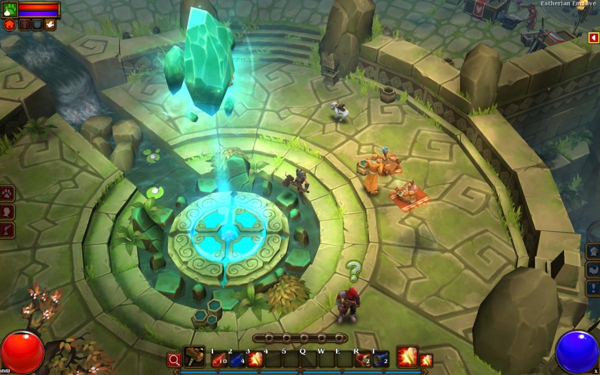 Runic Games знает, чем заняться после выхода Torchlight2