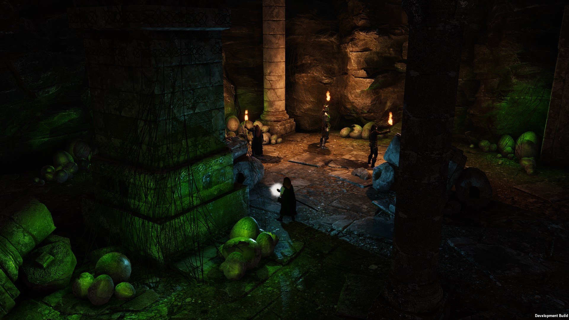 Solasta: Crown of the Magister вышла в ранний доступ Steam