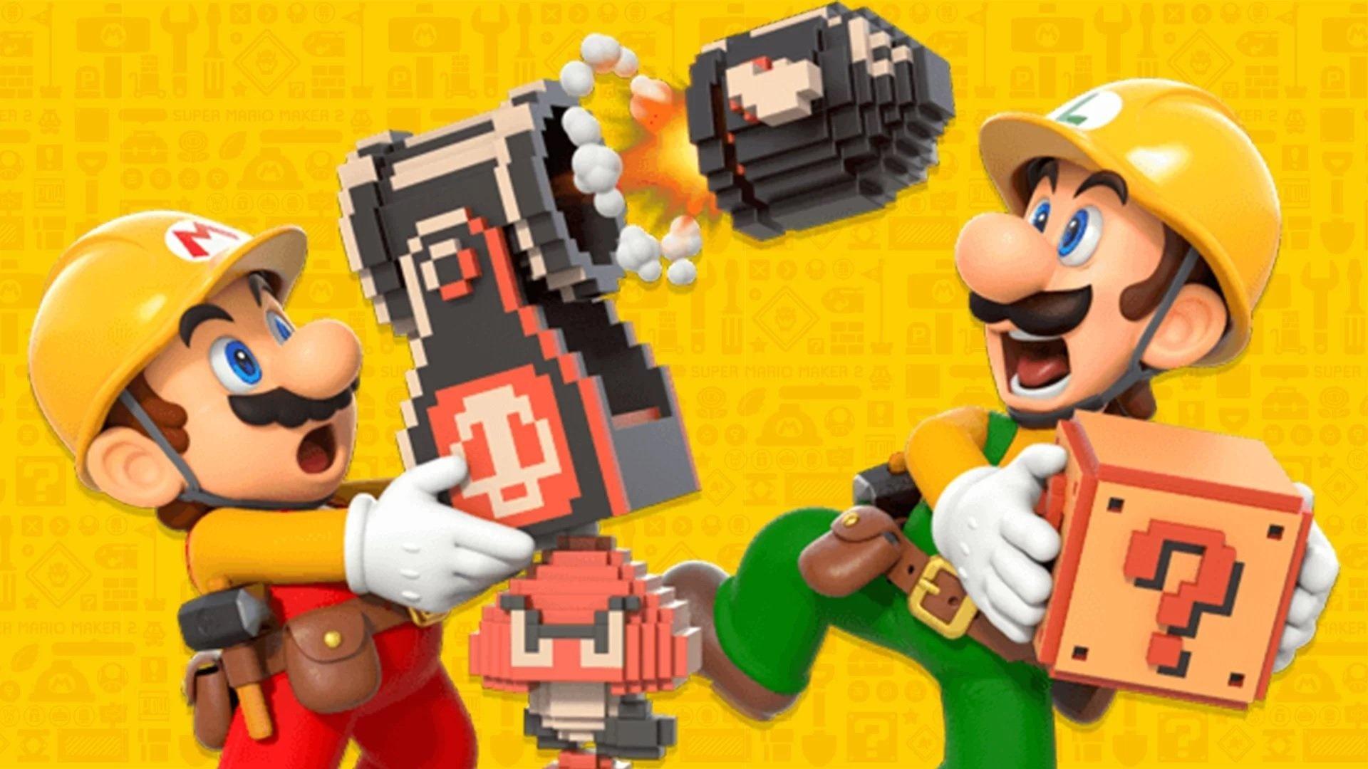 Super Mario Maker2 и ремейк Crash Team Racing сражаются за первое место розницы Англии