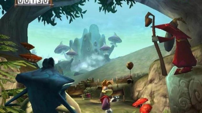 Маленький фильм о Rayman 3