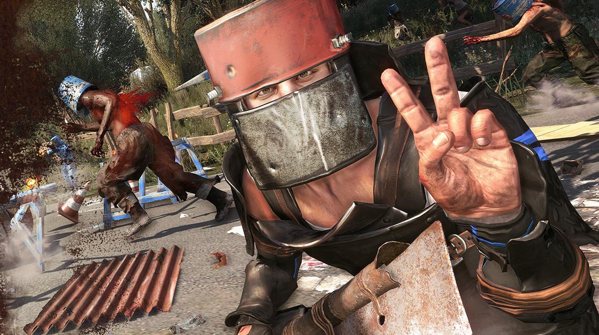 В Dying Light стартовал кроссовер с Rust — пока только на PC