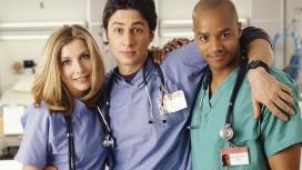 Звёзды «Клиники» запустили подкаст, где пересматривают сериал с комментариями